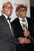 Cornell William Brooks, Spike Lee — Foto Stock