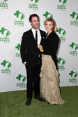Matthew Cooke, Maggie Grace — Foto Stock