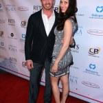 Ian Ziering, Erin Kristine Ludwig — Stock Photo #68368659