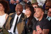 Tyrese Gibson, Michelle Rodriguez, Ludacris — Stock Photo