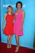 Ramona Singer, Luann De Lesseps — Stock Photo