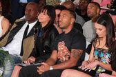 Tyrese Gibson, Michelle Rodriguez, Ludacris, Jordana Brewster — Stock Photo