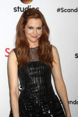 Darby Stanchfield - actress — Stock Photo