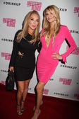 Marysol Patton, Brandi Glanville — Stock Photo