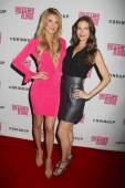 Brandi Glanville, Adrienne Janic — Stock Photo
