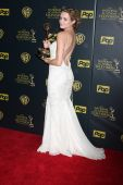 Actress Hunter King — Stock Photo