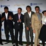 Miguel Ferrer, LL Cool J, Chris O'Donnell, Eric Christian Olsen, Barrett Foa, Renee Felice Smith, Daniela Ruah — Stock Photo #73673665