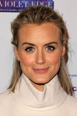 Actress Taylor Schilling — Stock Photo