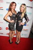 Nikki Bobbitt, Jenna Stockman — Foto Stock