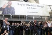 Ringo Starr - singer — Stock Photo