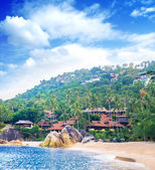 Samui island in Thailand. — Stock Photo