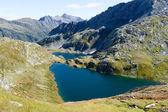 Alpin озеро в долине Маджия — Стоковое фото