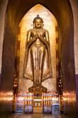 Standing Buddha Kassapa — Stock Photo
