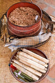 Traditional production of cigars — Stock Photo