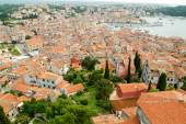 The picturesque town of Rovinj — Stock Photo