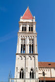 The Cathedral of St. Lawrence at Trogir on Croatia — Stock Photo