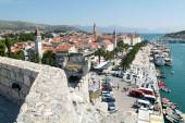Architecture of the Old Town of Trogir, Croatia — Foto de Stock