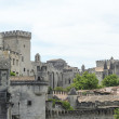 Palace of Pope at Avignon on France — Stock Photo #60037371