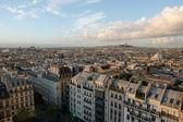 Panoráma města paříže — Stock fotografie
