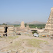 View of Shiva-Virupaksha Temple at Hampi, India — Stock Photo #64768625
