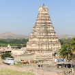 View of Shiva-Virupaksha Temple at Hampi, India — Stock Photo #64768793