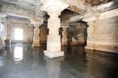 Underground Shiva temple at Hampi — Stock Photo