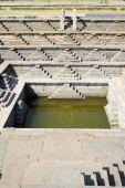 Water tank of Royal Enclosure temple at Hampi — Stock Photo
