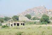 Royal fort of Zenana Enclosure  — Stock Photo