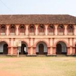 Santa cruz secondary school at Fort Cochin on India — Stock Photo #66072647