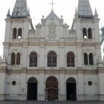 Santa Cruz Basilica in Cochin — Stock Photo #66074251
