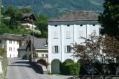 スイス アルプスの Blenio の谷に Acquarossa の村 — ストック写真