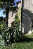 The ancient village of Carona — Stock Photo