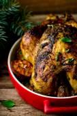 Pieczonego kurczaka — Zdjęcie stockowe