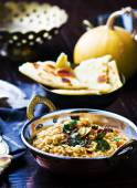 Dhal with pumpkin. Indian cuisine — Stock Photo
