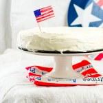 Classical New York cheesecake — Stock Photo #65863935