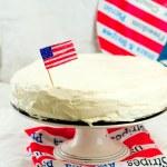 Classical New York cheesecake — Stock Photo #65864139