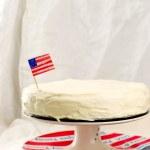 Classical New York cheesecake — Stock Photo #65864795