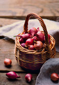 Pearl onion — Stock Photo