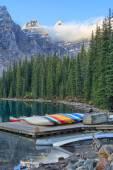Moraine Lake — Stock Photo