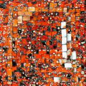 Abstract mosaic background. — Stock Photo