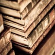 Books stacked — Stock Photo #71203785