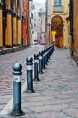 Street view Bologna — Stock Photo