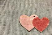 старое сердце — Стоковое фото