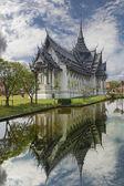 Sanphet Prasat Palace, Ancient Cityf Bangkok — Stock Photo