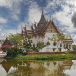 Sanphet Prasat Palace, Ancient Cityf Bangkok — Stock Photo #59967427
