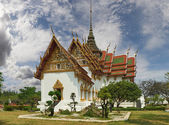 Giant Swing Palace, Ancient Cityf Bangkok — Stockfoto