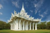 Phra That Mondop , Ancient Cityf Bangkok — Stock Photo