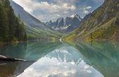 Altay dağları — Stok fotoğraf