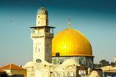 The old city of Jerusalem — Stock Photo
