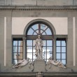 Uffizi gallery in Florence — Stock Photo #55708869